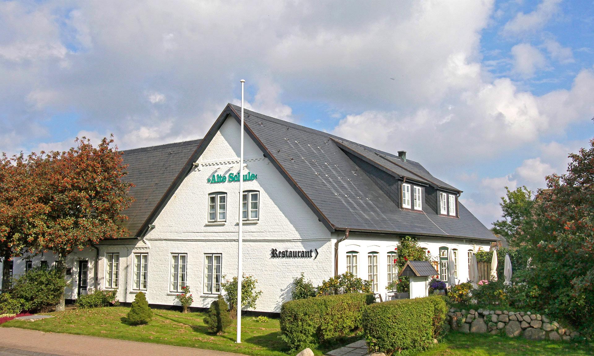 Restaurant Alte Schule in Archsum